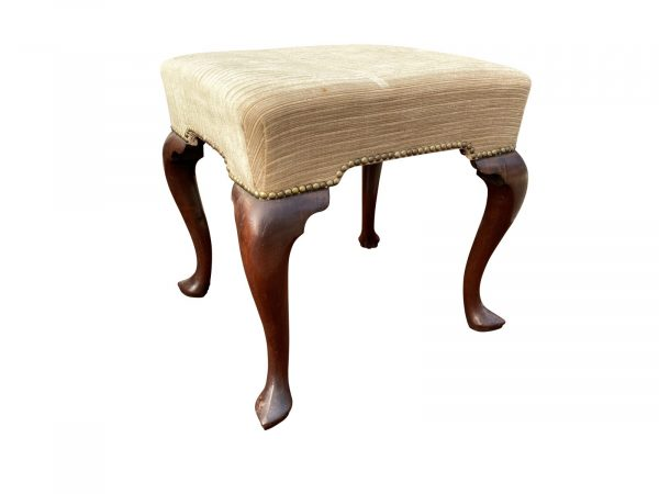 Georgian Mahogany Foot Stoo